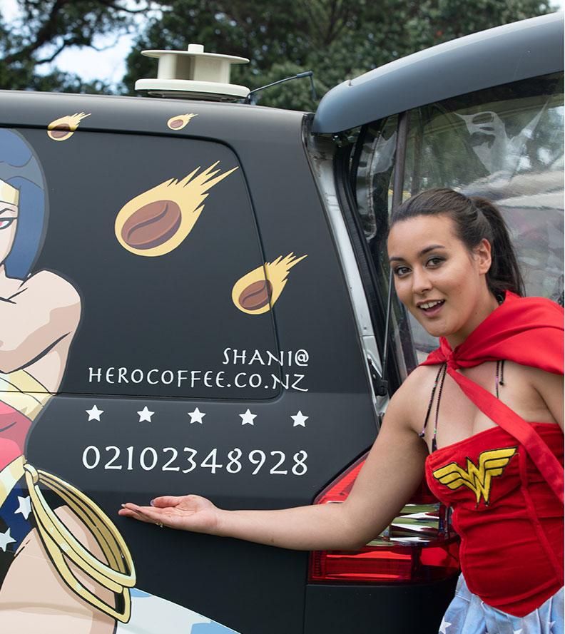 Contact hero coffee